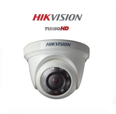 HIKVISION TURBO HD 1080P(2MP)(DS-2CE56DOT-IRPF)2.8MM DOME