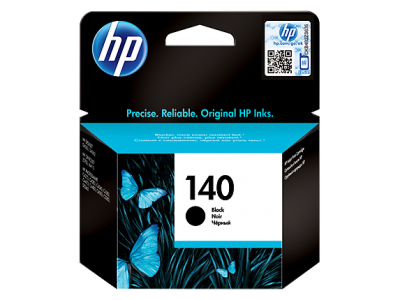 HP 140 Black Original Ink Cartridge(CB335HE)