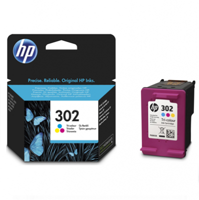 HP 302 INK COLOR
