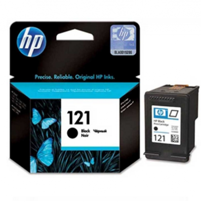 HP Deskjet Ink 121 Black CC640HE