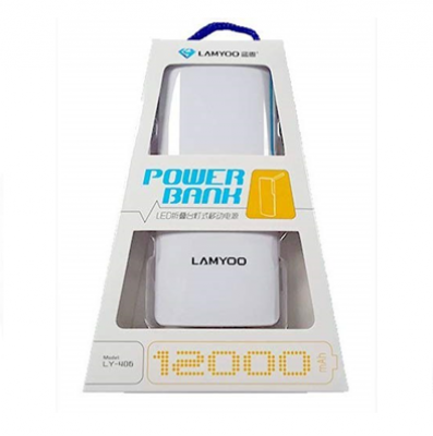 LAMYOO LY_409 2A 2-PORT POWER BANK 10000mAh