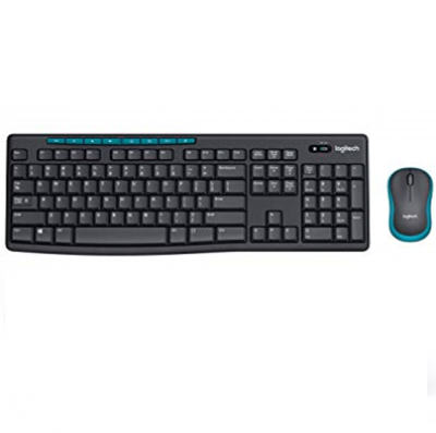 LOGITECH MK275 WIRELESS KEYBOARD & MOUSE