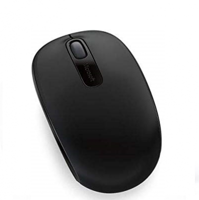 MICROSOFT WIRELESS 1850 MOBILE MOUSE ( BLACK )