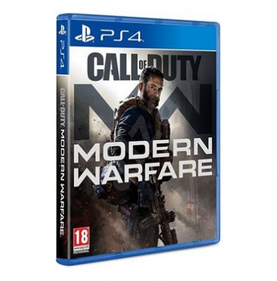 Ps4 call of duty modern warefare