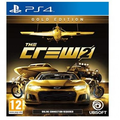 Ps4 crew 2 Gold edition