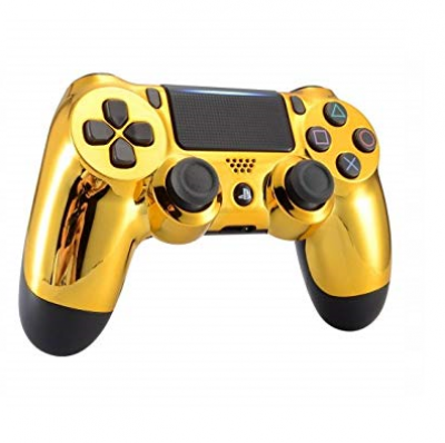 SONY PS4  DUAL SHOCK  GAME PAD Gold